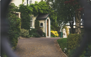Image of the front of a house
